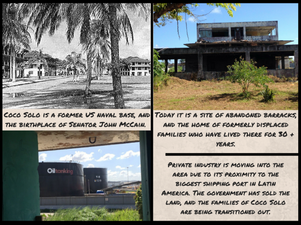 Coco Solo was once a US naval base and the birthplace of Senator John McCain(3)